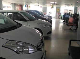 Coral Motors Maruti Suzuki ARENA Car Dealer in Station Road, Bareilly – Maruti Suzuki ARENA, Station Road
